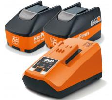 Set batterie High Power 18V 5.2Ah FEIN - 92604318010