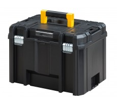 Mallette Grand Volume avec Porte-Outils Tstak-Fatmax STANLEY 23L - 44 x 33,17 x 32,61 cm - FMST1-71971