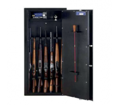 Armoire a fusil securite ranger rs1/7e electronique pour 7 fusils 82kgs 32980