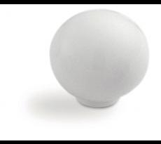 Bouton résine blanc ESTAMP - Ø 34 mm - 5001/002