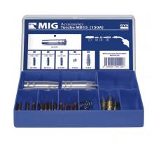 Coffret de torche GYS MB15 - MIG 150 A - 041226