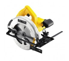 Scie circulaire DEWALT 1350 W Ø185 mm  -  DWE560K
