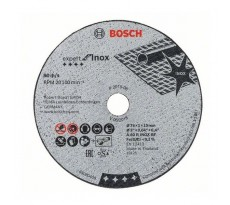 Boite de 5 disque à tronçonner BOSCH Expert for Inox - Ø76mm - 2608601520