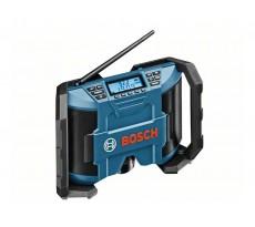 Radio de chantier BOSCH GML 12V-10 - Sans batterie, ni chargeur - en Coffret LBOXX - 0615990GM8