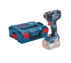 Visseuse à chocs BOSCH GDR 18V-200C Professional - Sans batterie, ni chargeur - 06019G4102