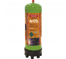 Cartouche jetable 2.2L Argon/CO2 GYS - 043671