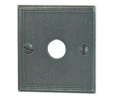 Entrée carrée BRIONNE - 60x66 mm - 105256