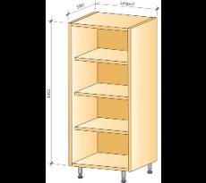 Caisson de cuisine armoire tronquée - IMPEX - 412601