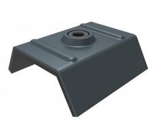 Cavalier avec joint pour profil JI45-333-1000 JORISIDE - 100 pièces -