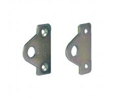 Moraillons porte-cadenas en acier cémenté CAVERS ISEO - 97101700CA