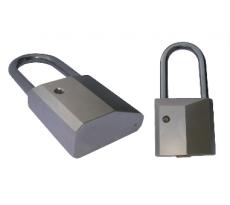 Cadenas inox ISEO pour demi-cylindre EU - 54mm - 36353