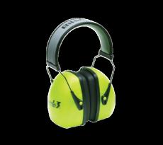 casque anti-bruit serre-tête Leightbibg L3Hv HONEYWELL - haute visibilité - 1013941