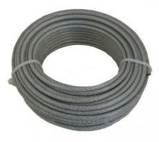 Câble gaine pvc VISO - Ø 1.3 mm - Ø ext 3 mm - au mètre - CLG306NB