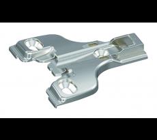 Plaque de montage HETTICH Sensys Face-Frame - Systeme 8000 à visser - 9084930