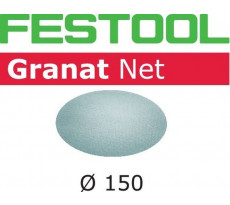Abrasif maillé FESTOOL STF Ø150 mm - Granat Net