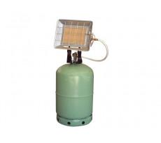 Radiant solor portable gaz propane SOVELOR avec allumeur piézo integré - 4200CAP