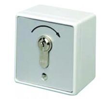 Contacteur à clé en applique INTEGRAL 80200
