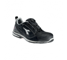 Chaussures DIADORA Jet Boa S3 - Nubuck Noire - Taille 44 - 701.161230-80013