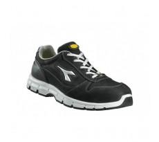 Chaussure de sécurité DIADORA basse Run ESD Nubuck Noire - 159799-8001339