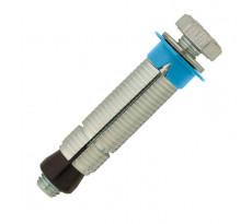 Cheville multi-matériaux SCELL-IT Charges lourdes - Acier zingué - Boite de 25 - XMAXBOLT-M10X90