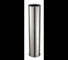 Gamme INOX de conduit de cheminée et accessoires POUJOULAT