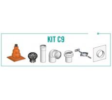 Kit B23P et Kit C9 POUJOULAT
