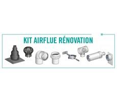 Kit Airflu RAC60/100 80PPA POUJOULAT - 27080
