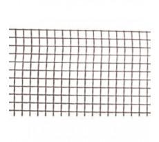 Panneau acier brut maille carrée soudée GANTOIS PMCS 2x1.6 - Noir - CLG01067