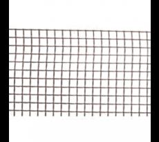 Panneau acier brut GANTOIS - maillé carré soudée - noir