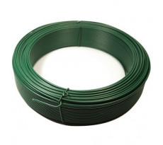 Fil tension plastique vert 2.7mm CAUMON rouleau 100ml - FILTDV100M