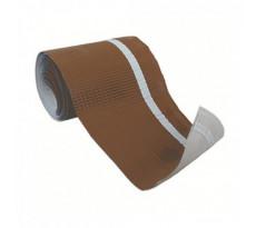 Vario Roll Larmier en aluminium laqué Brun B.W.K. - Rouleau 5 mx230mm - 1000005410