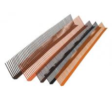 Closoir peigne pare-moineaux UBBINK - ocre - 90 mm x 1 m - 200921