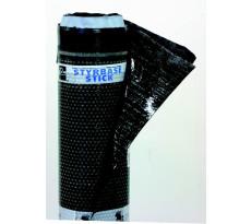 Feuille souple d'étanchéité Styrbase Stick SOPREMA - 1 x 7 m - 98554