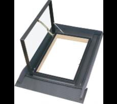 Châssis de toit universel Lumax SOBAT double vitrage de 470x570 - 10569