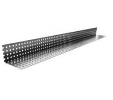 Profil de ventilation pied bardage SIMON FERNAND - 27x30mm L.3.00 m - COV56011