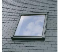 Fenêtre de toit VELUX à rotation - Confort - Finition blanche - GGU MK04 0076 78x98