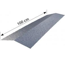 Faîtiere BACACIER pour panneau Tuile R Pro - L1000 - Couleur Quartz