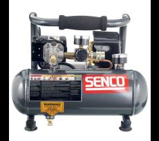 Compresseur senco pc1010 sans huile silencieux 3.8l