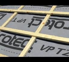 Ecran de sous toiture protect vp t2 hpv tr2 en rlx de 50x1.5 m
