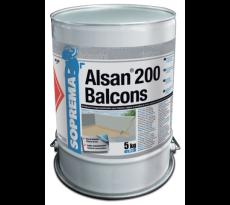 Résine SOPREMA Alsan 200 - Spécial Balcon