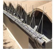 Kit 10 longueurs de 0.50 ML OISIPIC Inox INNOVAX pour éloigner les oiseaux - AC INO 050M PROVOL