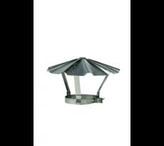 Chapeau chinois SOBAT en acier galvanisé - Avec collier
