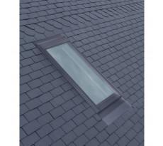 Raccord VELUX pour fenêtre de toit sur ardoise - ELD