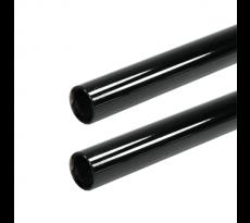 Jeu de tringle acier Ø12 mm CROISEE DS - long.1300 mm - pour Dualis - 6891-013