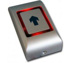 Bouton poussoir silver NO ou NF en saillie EVICOM signal sonore et lumineux - TBP/SAILLIE