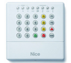 Clavier de commande NICE alarme maison à code - HSKPS