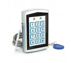 Clavier + lecteur de proximité autonome 12/24 V TTR SECURITE - DG-800