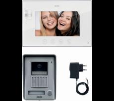 Kit video main libres avec moniteur 7p k40900