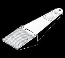 Levier multifonction Noir PRUNIER SAS - Pour miroitier - Plastique haute résistance - LRNE795