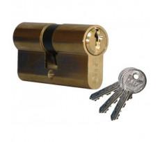 Cylindre CAVERS ISEO 5 goupilles - Varié - 2 entrées de clé - 5209